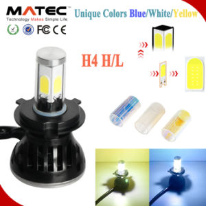 New Excellent Quality 8000lm H4 Car LED Headlight pictures & photos