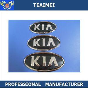 KIA Car Logo Glass Cement Emblem Badges pictures & photos