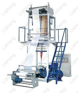 Sj-65 Two-Layer Rotary Die Head PE Film Production Blowing Machinery pictures & photos