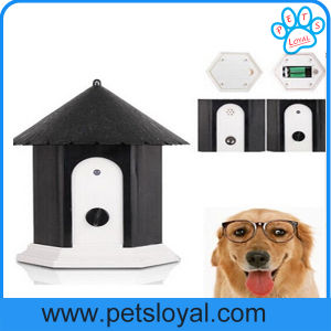 Ultrasonic Safe Anti Outdoor Dog Bark Control Barking Control (HP-403) pictures & photos