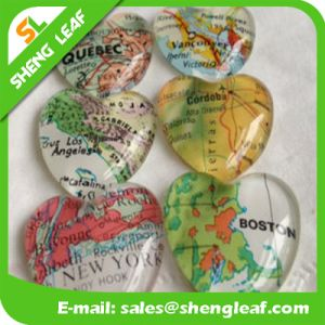Hot Selling Custom Heart Shape Full Color Printing Fridge Magnet pictures & photos
