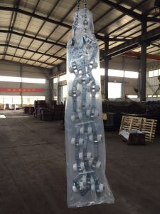 Plastic and Stainless Steel Side Roller or Top Roller Conveyor Chains pictures & photos