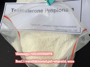 Healthy Athletes Testosterone Propionate Anabolic Steroid Hormones CAS 57-85-2 pictures & photos