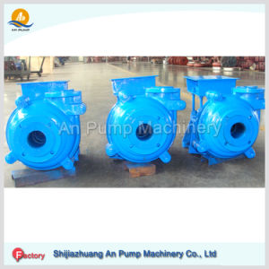 Mining Centrifugal Portable Diesel Engine Slurry Pump for Ore Dressing pictures & photos