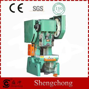 Stainless Steel Plate Hole Punching Machine with CE