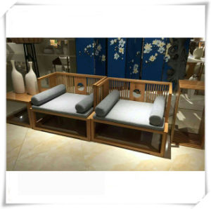 Wooden Bamboo Leisure and Dining Chair pictures & photos