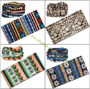 Unisex Fashion Printed Acrylic Neck Warmer Stock Wholesale pictures & photos