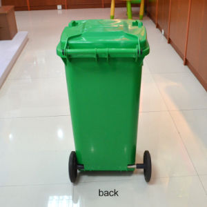 120L Cheap Plastic Waste Bin pictures & photos