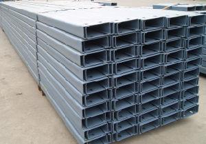 Galvanized or Black Steel C Purlin (ZL-CC) pictures & photos