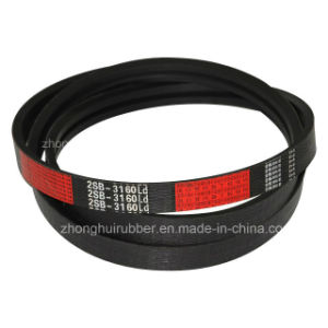 Harvester Banded Rubber V Belt pictures & photos