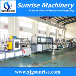 Plastic PVC Water Pipe & Electric Pipe Extrusion Machine pictures & photos