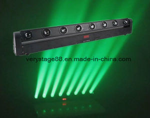 8PC 10W CREE RGBW LED Moving Head Beam Bar Light pictures & photos