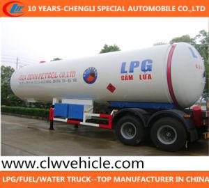 2 Axle LPG Tank Trailer LPG Tanker Trailer 40cbm LPG Tank Trailer pictures & photos