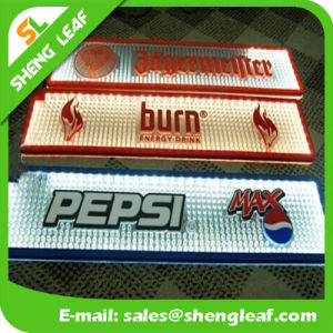 Manufacturer LED Flashing PVC Bar Spill Runners Placemat pictures & photos