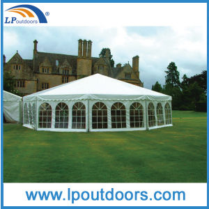 Hexagon Polygon Round Tent for Outdoor Wedding Party Events pictures & photos
