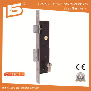 High Quality Mortise Door Window Lock Body (Z035B-2-K1) pictures & photos