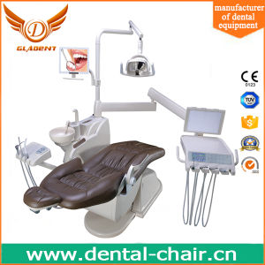 Hot Selling Perfect Oral Health Dental Chair with Compensation Position pictures & photos