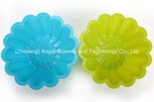 Cheap Holiday Silicone Cake Mould Baking Tool BPA Free Sc37 pictures & photos
