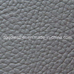 Good Selling Semi-PU Furniture Leather (QDL-51093) pictures & photos