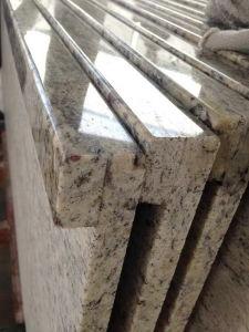 Polished Granite Kitchen Vanity Top / Countertop pictures & photos