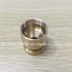 CNC Machining with Brass Parts pictures & photos