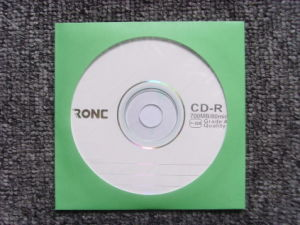 80g White and Colors CD Envelope Sleeve pictures & photos