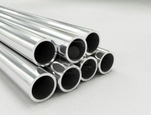 Constmart All Kinds of Surface Treatment 100mm Aluminum Alloy Pipe Supplier pictures & photos