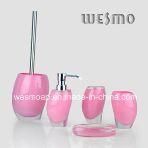 Polyresin Bathroom Set (WBP0244E) pictures & photos