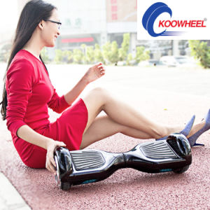 Samsung Lithium Battery Operated 2 Wheels Self Balancing Scooter pictures & photos