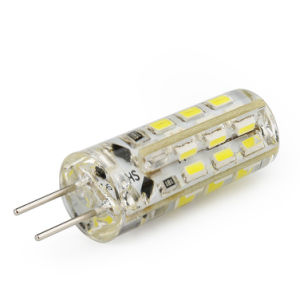 1.5W G4 Cool White LED Light Spotlight 3014 SMD LEDs Light Bulbs Lamp DC12V pictures & photos