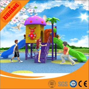 Factory Direct Outdoor Playground Flooring Small Outdoor Playground pictures & photos