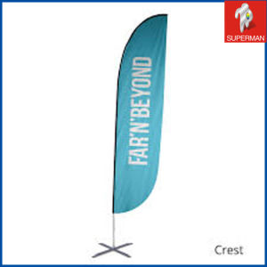 3.3meter Advertisement Printed Feather Flags (SM050084)