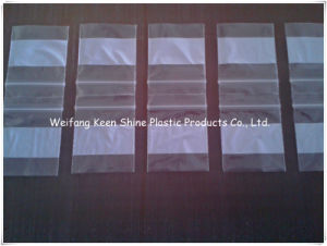 Clear Zip Lock Plastic Bag pictures & photos