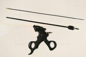 Laparoscopic Instruments Gold-Plated Bipolar Coagulating Forceps pictures & photos