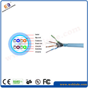 23AWG UTP Cat7 LAN Cable pictures & photos