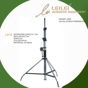 Profession Stage Height Adjustable Light Stand (LS18) pictures & photos