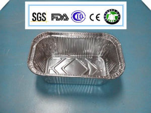 Disposable Aluminum Foil Container for Low Carbon Life Use pictures & photos