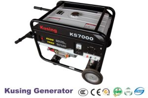 Portable Gasoline Generator with Ce/Soncap Approval pictures & photos