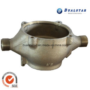 Brass Sand Casting for Valve Fittings pictures & photos