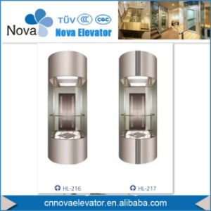 Small Machine Room Passenger Elevator for Customer pictures & photos