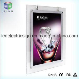 Advertising Display LED Crystal Light Box pictures & photos