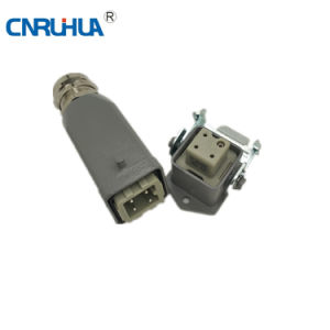 Hot Selling High Quality 3 Pins Heavy Duty Connector pictures & photos