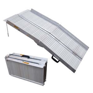Aluminium Wheelchair Ramp with Large Capacity pictures & photos