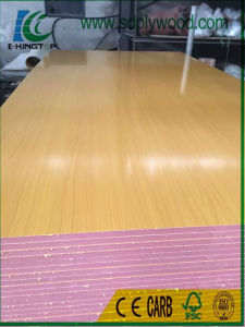 Fire Resistant MDF 18mm B1 Grade pictures & photos