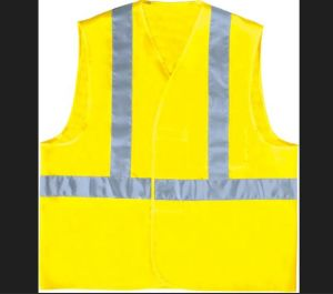 High Visibility Safety Vest, Meet En, Factory in Ningbo, China pictures & photos