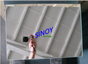 High Quality Aluminum Mirror Glass/Glass Mirror/Sheet Glass pictures & photos