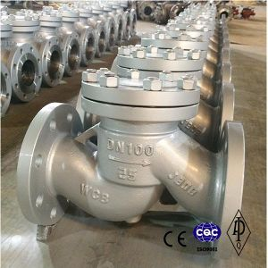 DIN Lift Type Carbon Steel Check Valve pictures & photos