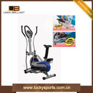 Fitness Exercise Home Indoor 2 in 1 Orbitrek Elite Elliptical Bike pictures & photos