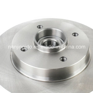 Auto Parts for Peugeot 308 Brake Disc Rotor with Bearing 424966 pictures & photos