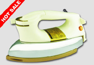 Nmt-N79b Golden Soleplate Electric Dry Iron